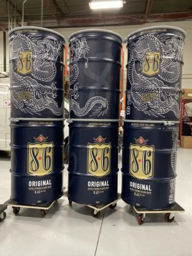 Barrel Signs